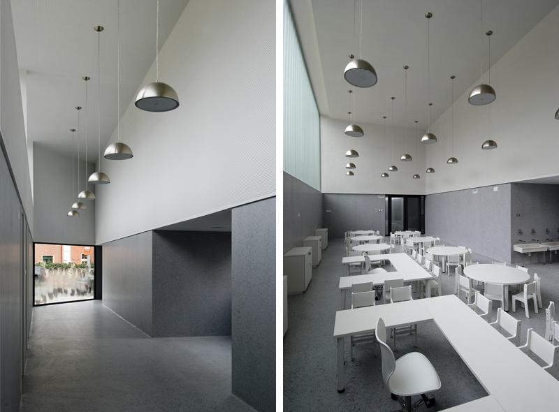 Larraz arquitectos for Aulas web arquitectura